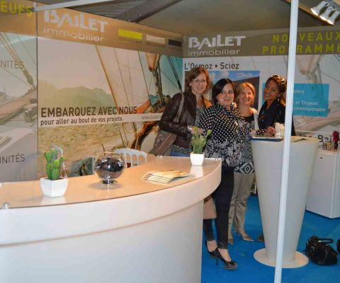 Salon Immobilier du Chablais édition 2015