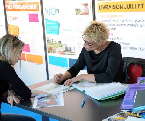 Les exposants du Salon Immobilier de Saint-Etienne