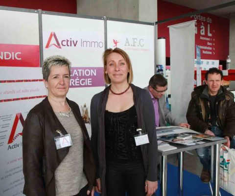 Les exposants du Salon Immobilier de Saint-Etienne 2016