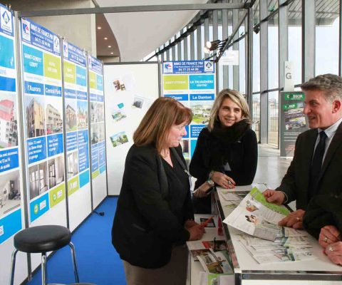 Revivez en images le Salon Immobilier de Saint-Etienne 2016