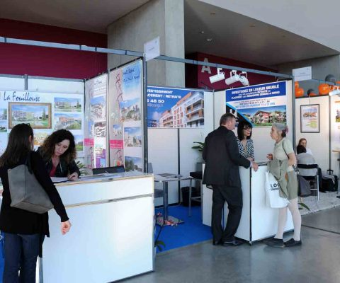 Le Salon Immobilier de Saint-Etienne en photos 2017