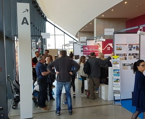 Exposants sur le Salon Immobilier de Saint-Etienne