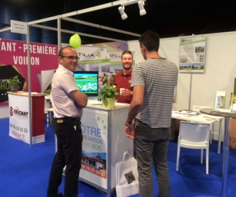 Edition 2016 du Salon Immobilier de Voiron en images