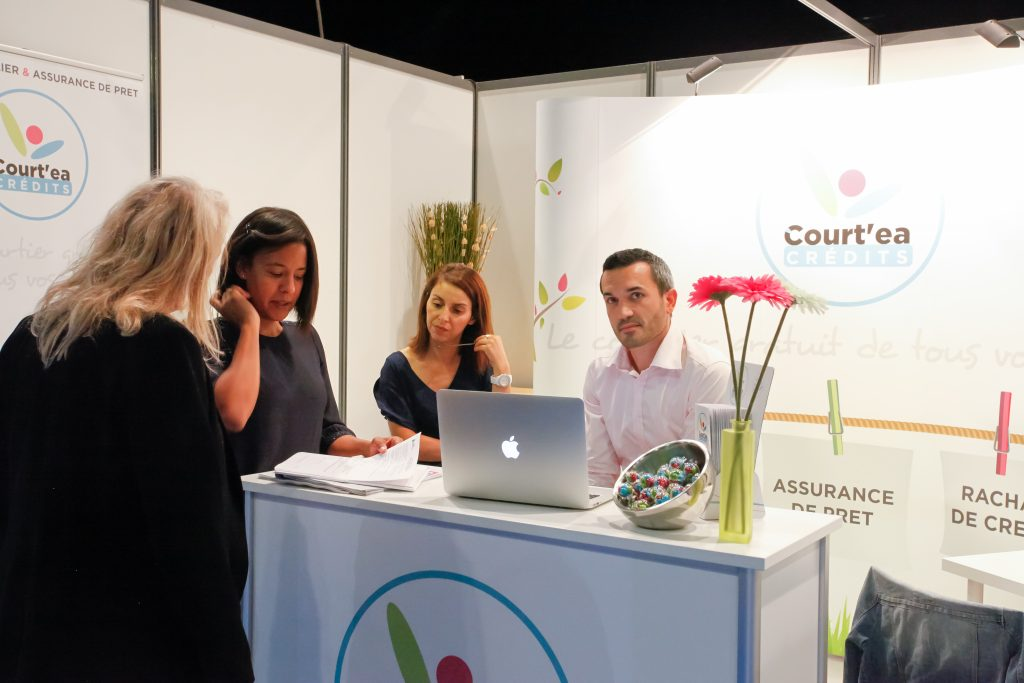 Edition 2015 du Salon Immobilier de Voiron en images