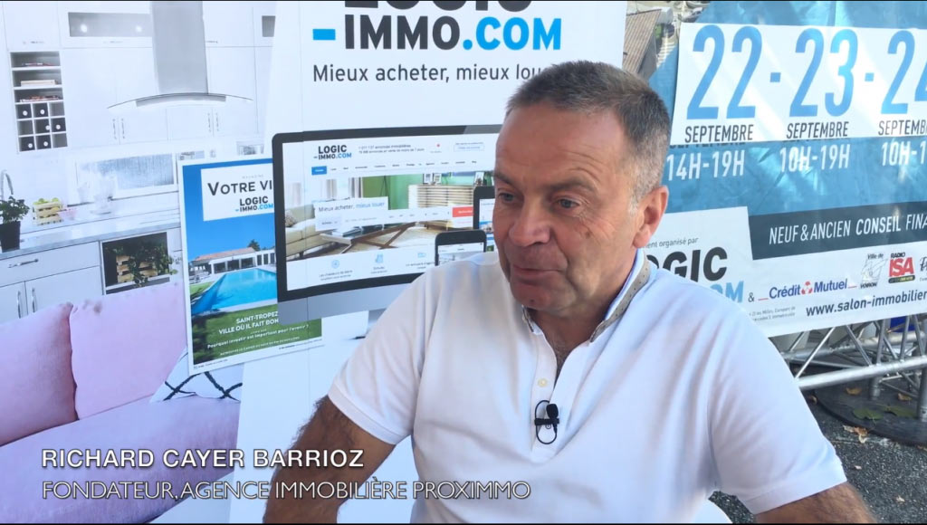 Réussir son projet immobilier, Richard Cayer Barrioz, Proximmo #QuestionImmo