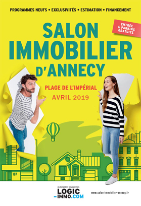 Salon Immobilier d'Annecy - Avril 2019
