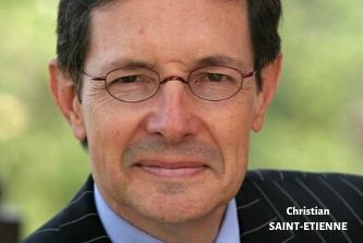 Christian Saint-Etienne, invité d'exception au Salon Immobilier de Caen